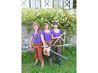 GREEN GIRLS *All Female Gardening Team Qualified, Experienced and Fully Equipped!*