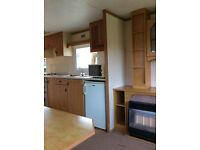 2 bedroom Static Caravan - great condition, 2 bedroom, comfortable and efficient