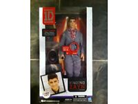 1D/ONE DIRECTION AUTHENTIC SINGING DOLLS/FIGURES - NEW IN BOXES, FULL SET INC ZAYN