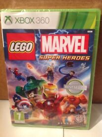 Marvel super heros game for xbox 360