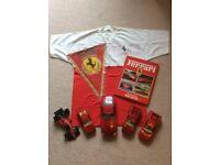 Ferrari collectibles