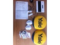 Yale Alarm System perfect condition!