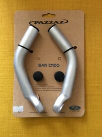 Bicycle handlebar bar ends