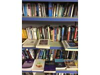 500 Plus Academic Books - Variety of subjects