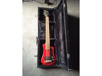Seagull Electric Travel Guitar
