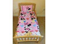 John Lewis toddler bed