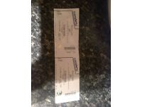 Jamie T - x2 standing tickets at O2 Birmingham
