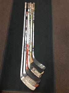 Fiber Glass Hockey Sticks