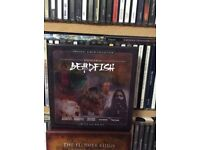 Beardfish 5 cd boxset (rare) prog rock band.