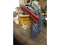 """Steel beam RSJ 6"""" x 3.2m 16kg/m"""