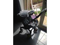 Doona car seat/buggy/pushchair