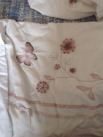 3x double bed duvet covers