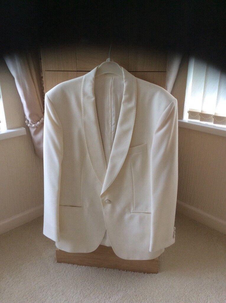 Men's Cream Tuxedo