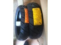 Gilera DNA 125 or 50 new tyres for sale