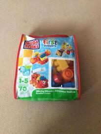 For sale children's mega blocks