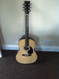 Elevation - steel string acoustic guitar Small body As new