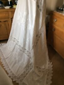 Collection of Antique linen and lace