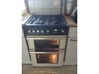 60cm Double Oven Canon Gas Cooker £90 ono