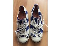 Converse shoes uk 5.5 new