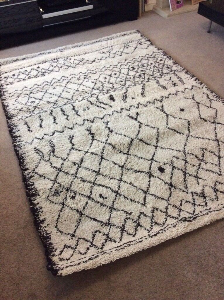 Afar Berber Style Rug La Redoute In Redditch Worcestershire Gumtree