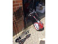 Ben Sayers m7 golf clubs