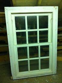 Sash and Case Georgian Windows