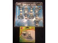 Light Bulbs GU10 Halogen x11