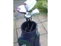 Golf clubs panther woods