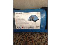 Brand new unused tent