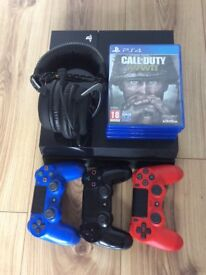 Ps4 & games