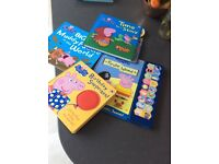 Peppy pig hard back book collection