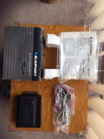 Blaupunkt Quadro Amplifier BQA107