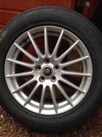 Jaguar Wheels & Tyres