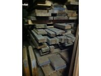 Hardwood timber bundle