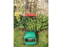 Electric Lawn Rake / Scurrifier