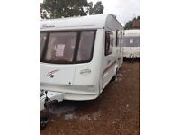 Elddis firestorm 524 2003 4 berth