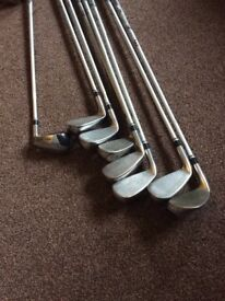 Big Ezee Graphite Golf Clubs