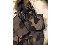 Baby Gap winter Coat Age 3
