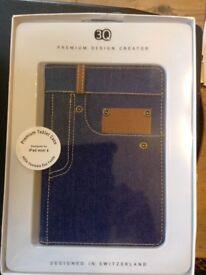 iPad mini 4 designer tablet case unused and boxed