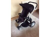 Quinny Buzz pushchair with Dreami carrycot