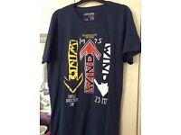 Mens jack Jones t shirt size xl
