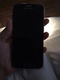 Selling Samsung Galaxy s6 dark blue