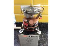 Camping stove Coleman 422 brand knew