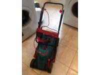 Bosch Rotak electric push lawnmower