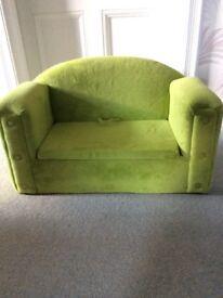 Child's 2 seater sofa