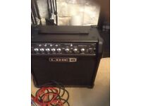 Line 6 spider IV guitar combo