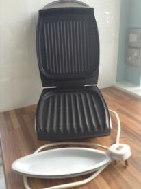 George Foreman lean machine fat reducing grill