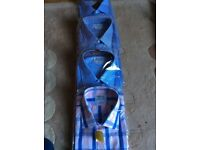 4 New with tags TM Lewin mens shirts, size 18 collar