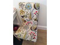 Ikea individual chair