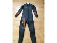 Men's blueseventy reaction wetsuit